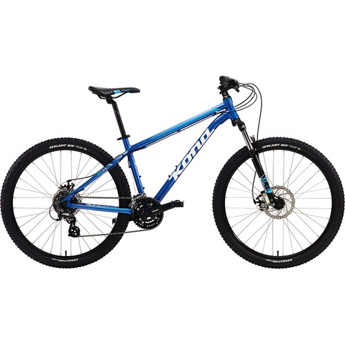 Kona Lanai Gloss Blue with White and Blue Decals 2016