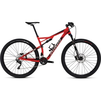 Specialized Epic FSR Comp 29 Gloss Rocket Red/Black/Dirty White