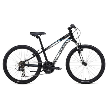Specialized Hotrock 24 21 Speed Boys Black/White/Cyan