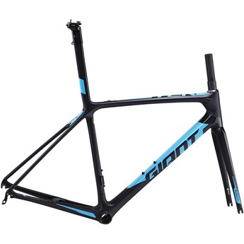 Giant TCR Advanced SL-FF Comp/Cyan/Black (Matt/Gloss) 2016