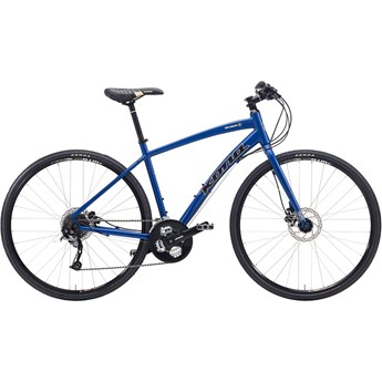 Kona Dew Deluxe Black/Gumwall On Blue