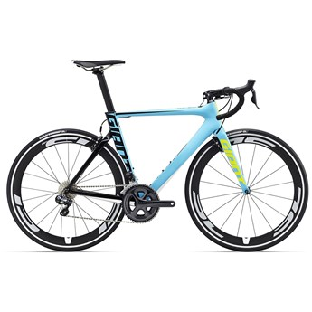 Giant Propel Advanced 0 Blue/Black/Lime 2016