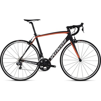 Specialized Tarmac Comp UDi2 CEN Satin Carbon/Moto Orange/White