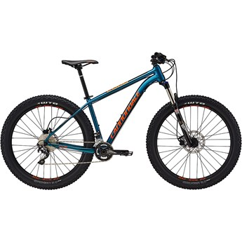 Cannondale Cujo 2 Deep Teal with Jet Black, Hazard Orange, Gloss