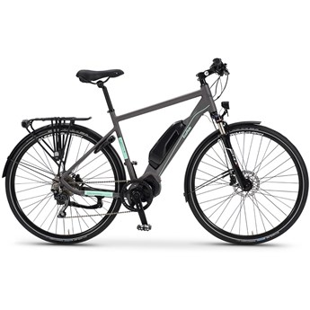 Ecoride Verve S1 10-Gear Brown-Turquoise 2019