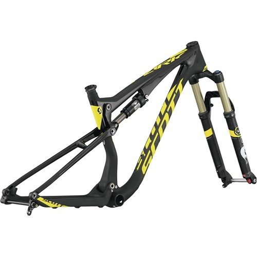 Scott Spark 700 RC HMX BB92 Frame Set Fork 2015