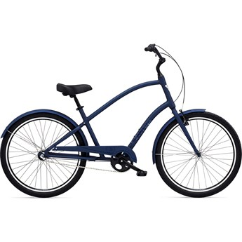 Electra Townie Original 3i Satin Midnight Blue Herrcykel 2016