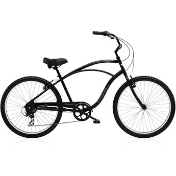 Electra Cruiser 7D Black Satin 2019
