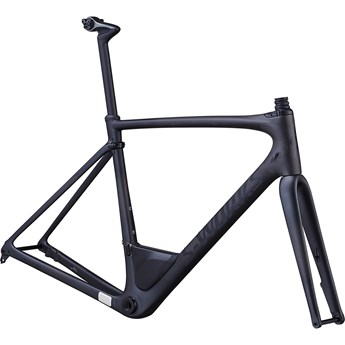 Specialized Roubaix S-Works Frameset Satin Black/Gloss Black/Clean 2019
