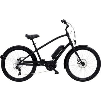 Electra Townie Go! 8D Step-Over Matte Black 2020