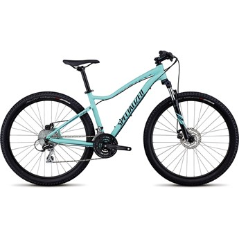 Specialized Jynx 650B Satin Light Turquoise/Tarmac Black/Turquoise