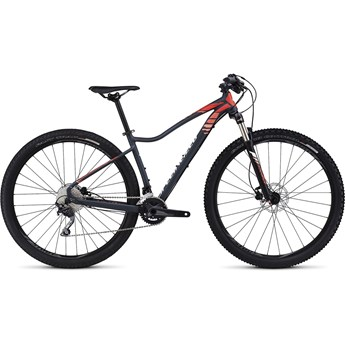 Specialized Jett Expert 29 Satin Pearl Carbon Grey/Nordic Red/Pearl Coral