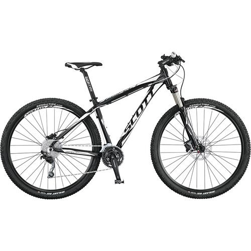 Scott Aspect 920 Black White/White 2015