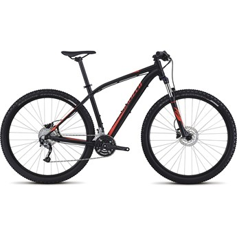 Specialized Rockhopper Sport 29 Satin Black/Rocket Red
