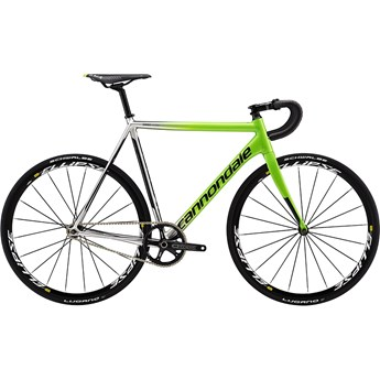 Cannondale CAAD10 Track Polished Aluminum Frame with Viserker Green Fade, Gloss
