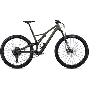 Specialized Stumpjumper FSR ST Men Comp Carbon 29 12 SPD Satin/Oak/East Sierras 2019