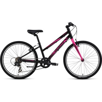 Specialized Hotrock 24 Street Girls Black/Pink