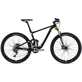 Giant Anthem 27.5 2 Black/Yellow (Matt/Gloss) 2016