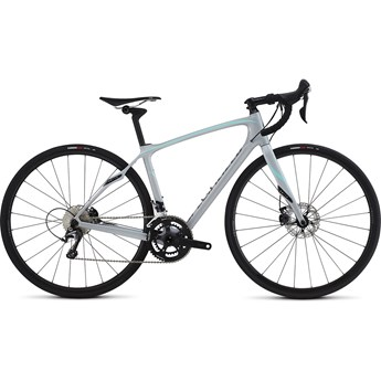 Specialized Ruby Comp Disc White/Turquoise/Char