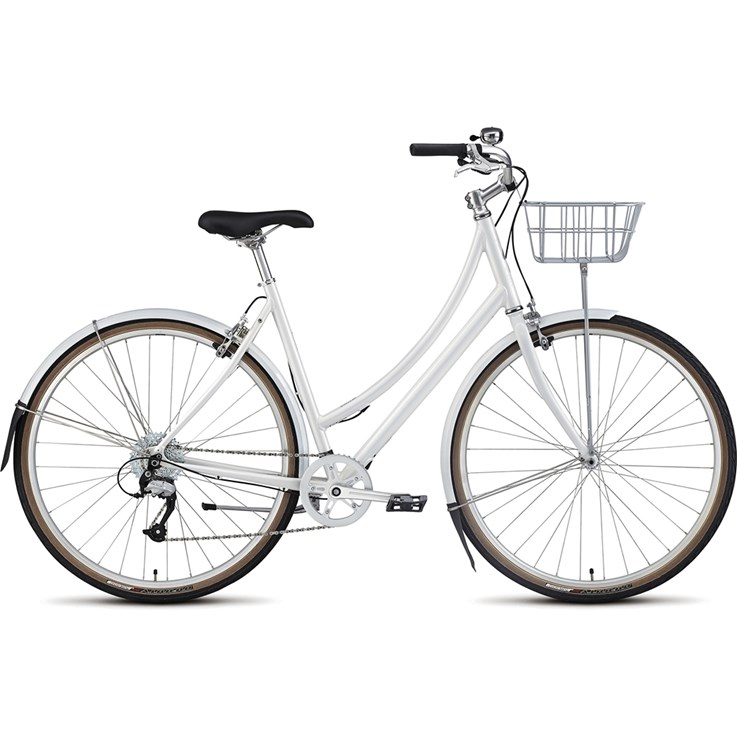 Specialized Daily Sport Step Through Pearl White