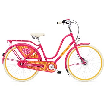 Electra Amsterdam Joyride 3i Step-Thru Bright Pink 2020