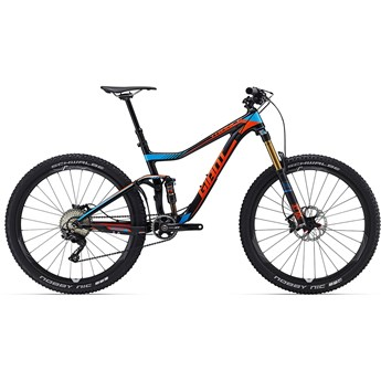 Giant Trance Advanced 27.5 1 Comp/Orange 2016