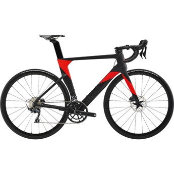 Cannondale SystemSix Carbon Ultegra Svart 2019