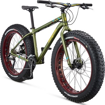 Mongoose Argus Sport Army Green 2016