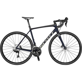 Scott Addict 20 Disc Stellar Blue 2021