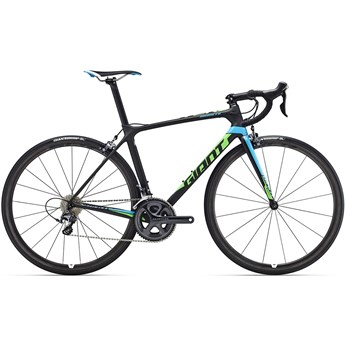 Giant TCR Advanced Pro 1 Comp/Green/Cyan (Matt/Gloss) 2016