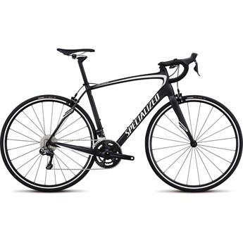 Specialized Roubaix SL4 Comp Rim Ultegra Di2 Carbon/Metallic White Silver