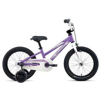 Specialized Hotrock 16 Coaster Girls Purple/Sparkle White