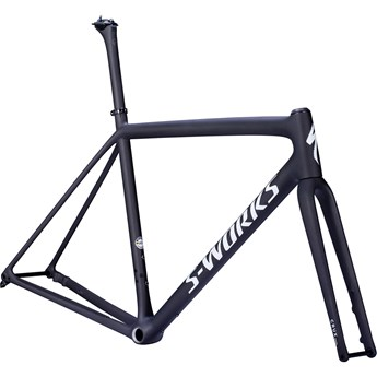 Specialized Crux S-Works Frameset Satin Carbon/Spectraflair/Gloss Abalone 2022