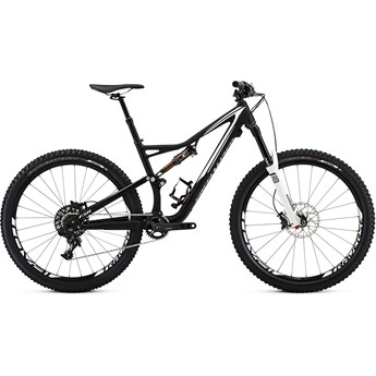 Specialized Stumpjumper FSR Elite 650B Satin Black/White