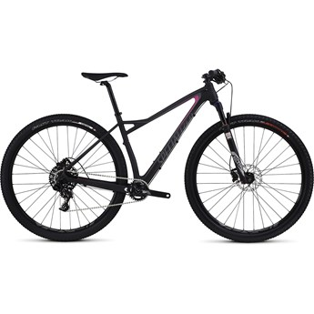 Specialized Fate Comp Carbon 29 Satin Carbon/Charcoal/Bright Pink