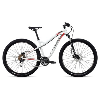 Specialized Myka Hardtail Elite Disc 29 Vit/Askgrå/Floröd