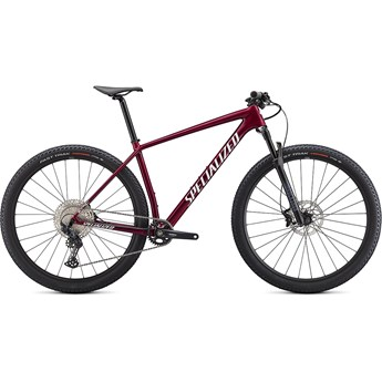 Specialized Epic HT Gloss Rasberry/Metallic White Silver 2021
