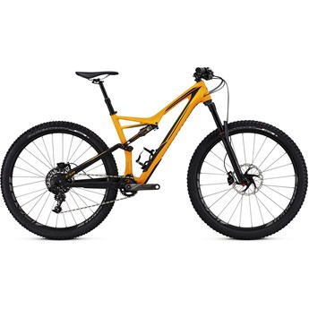 Specialized Stumpjumper FSR Expert Carbon 29 Satin Gallardo Orange/Black
