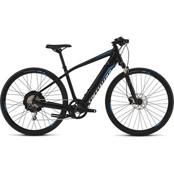 Specialized Turbo X CE Gloss Black/Cyan