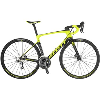 Scott Foil 20 Disc Yellow/Black