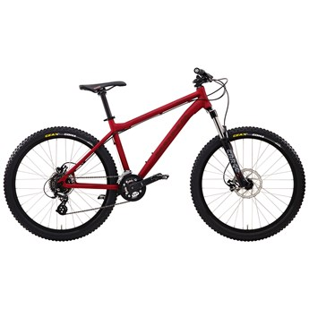 Kona Shred Matt Blood Red