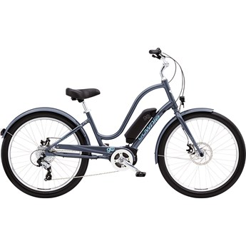 Electra Townie Go! 8D Step-Thru Cosmic Grey 2020