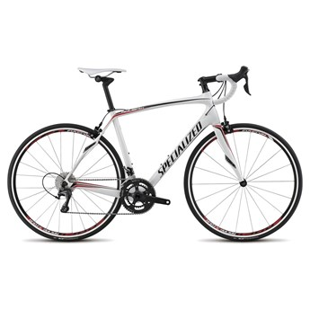 Specialized Roubaix SL4 Comp White/Black/Red