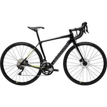 Cannondale Synapse Womens Carbon Disc 105 Svart 2019