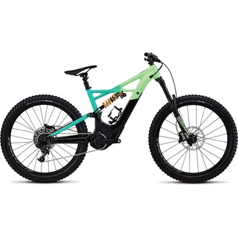 Specialized Kenevo FSR Expert 6Fattie NB Black/Cali Fade/Hyper Green