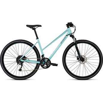 Specialized Ariel Sport Step Through INT Gloss Light Turquoise/Turquoise/Tarmac Black