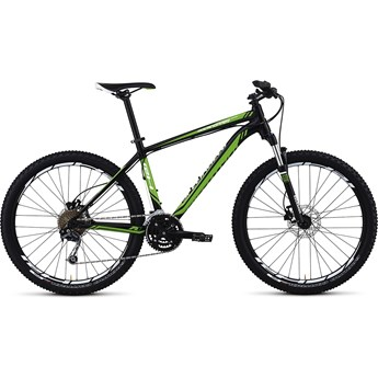 Specialized Rockhopper Comp Svart/Grön/Vit