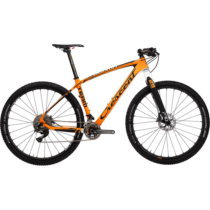 "Crescent Ultima 29"" Shimano XTR Orange (Matt)"