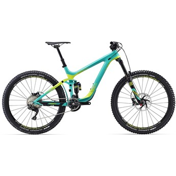 Giant Reign Advanced 27.5 1 Green 2016