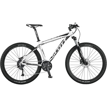 Scott Aspect 740 White Black/Black